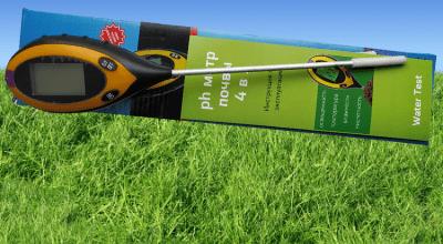 Летняя скидка на измеритель кислотности  ph метр почвы 4 в 1