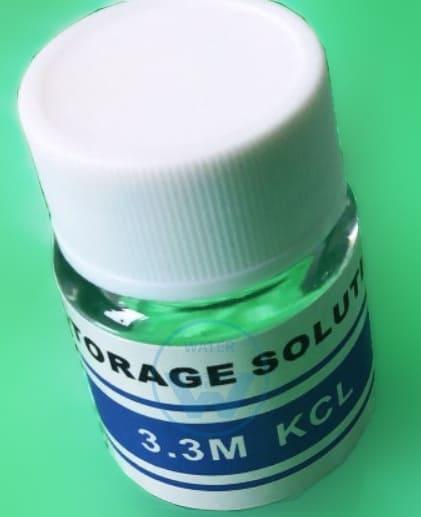 Раствор для хранения электродов KCl - 25 мл