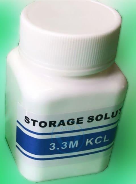 Раствор для хранения электродов KCl - 75 мл