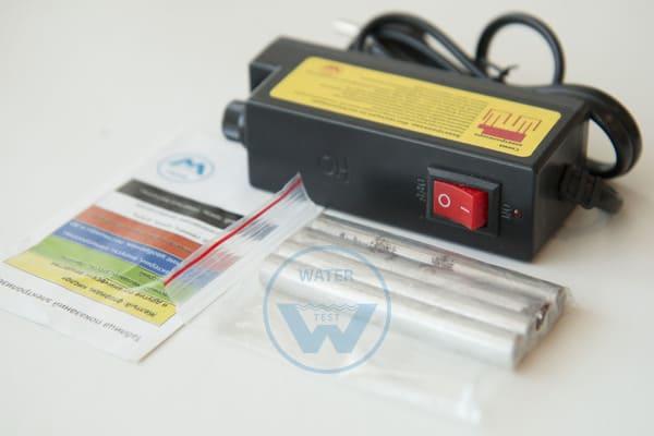 Электролизер pr2 для качественного анализа воды на примеси