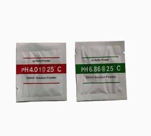 Калибровочные порошки pH номиналом 4.01 и 6.86