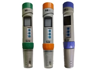Комплект из трех приборов: ORP 200, ph 200, COM 100