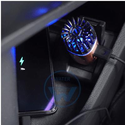 Автомобильный озонатор-ионизатор с USB