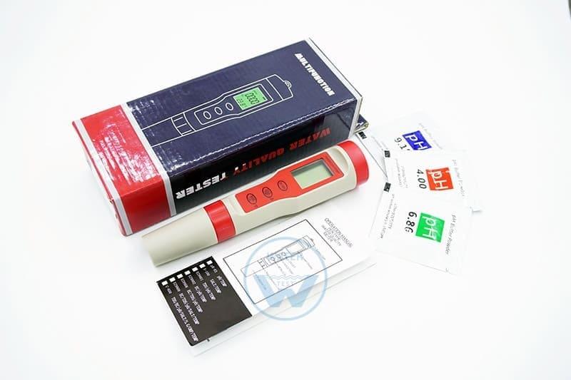 Многофункциональный тестер для измерения ph/ tds/ЕС/Temp: EZ-9908