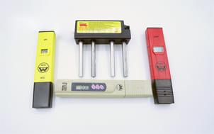 приборы для проверки воды